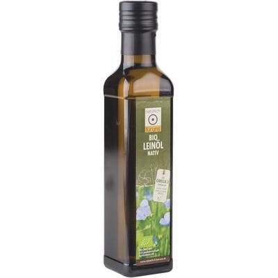 Grosspackung natürlich für uns Bio Leinöl nativ 6 x 250 ml = 1.5 Liter