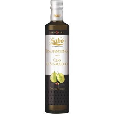 Grosspackung Sabo Traubenkernöl 6 x 500 ml = 3 Liter