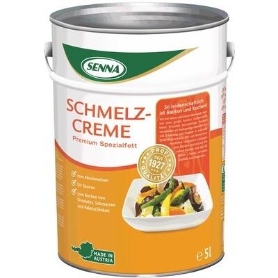 Grosspackung Senna Schmelzcreme 5 Liter