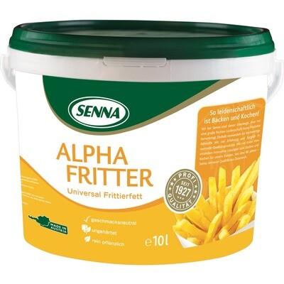 Grosspackung Senna Alpha Fritter 10 Liter