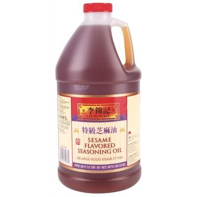 Grosspackung Sesamöl 6 x 1,89 l = 11.34 Liter
