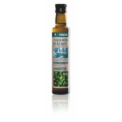 Grosspackung Vonatur Bio Leindotteröl nativ6 x  250 ml = 1.5 Liter