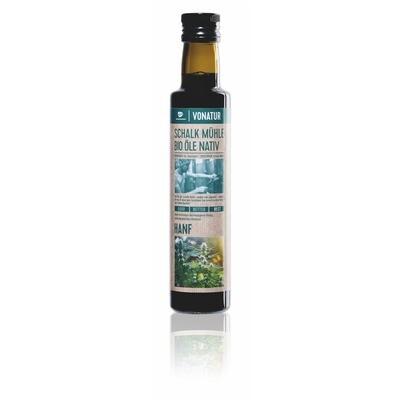 Grosspackung Vonatur Bio Hanföl nativ 6 x 250 ml = 1.5 Liter
