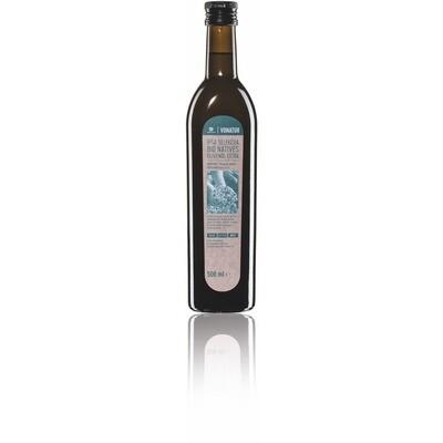 Grosspackung Vonatur Bio Olivenöl Selekcija extra nativ 12 x 500 ml = 6 Liter