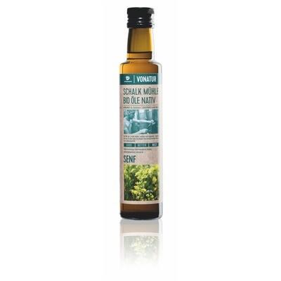Grosspackung Vonatur Bio Senföl nativ 6 x 250 ml = 1.5 Liter