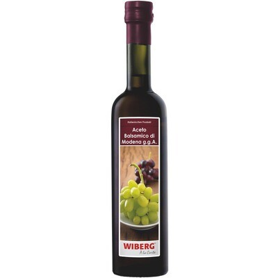 Grosspackung Wiberg Aceto Balsamico di Modena 3 x 500 ml = 1.5 Liter