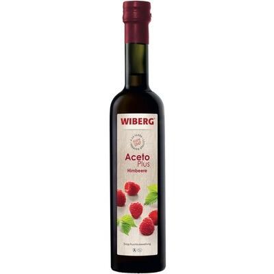 Grosspackung Wiberg Aceto Plus Himbeere 3 x 500 ml = 1.5 Liter