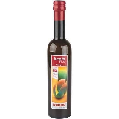 Grosspackung Wiberg Aceto Plus Mango 3 x 500 ml = 1.5 Liter