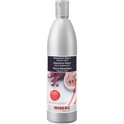 Grosspackung Wiberg Balsamico Glace Hibiskus Chili 3 x 500 ml = 1.5 Liter