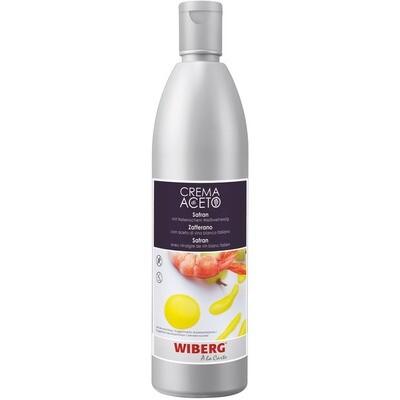 Grosspackung Wiberg Balsamico Glace Safran 3 x 500 ml = 1.5 Liter