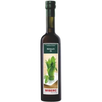 Grosspackung Wiberg Bärlauch Öl 3 x 500 ml = 1.5 Liter
