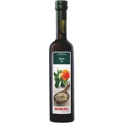 Grosspackung Wiberg Distel Öl 3 x 500 ml = 1.5 Liter
