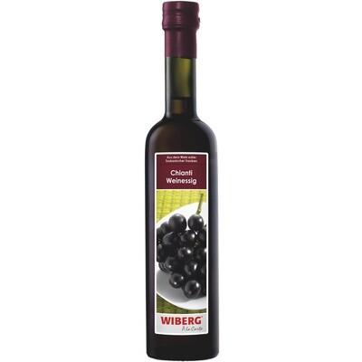 Grosspackung Wiberg Chianti Weinessig 3 x 500 ml = 1.5 Liter