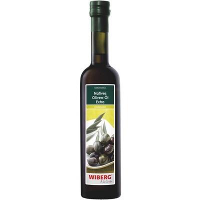 Grosspackung Wiberg Olivenöl 3 x 500 ml = 1.5 Liter