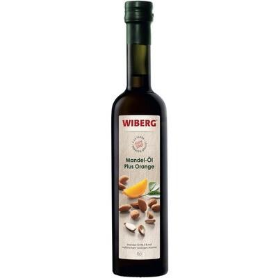 Grosspackung Wiberg Plus Orange Mandel Öl 3 x 500 ml = 1.5 Liter