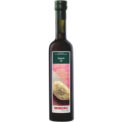 Restposten Wiberg Sesam Öl  0.5 Liter