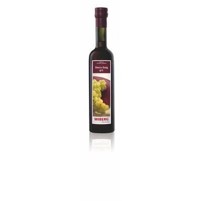 Grosspackung Wiberg Sherry Essig 3 x 500 ml = 1.5 Liter
