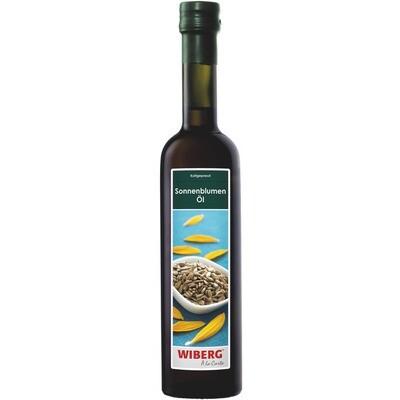 Grosspackung Wiberg Sonnenblumen Öl 3 x 500 ml = 1.5 Liter