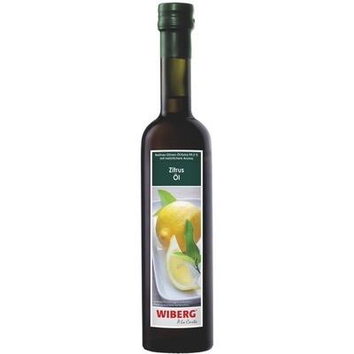 Grosspackung Wiberg Zitrus Öl 3 x 500 ml = 1.5 Liter