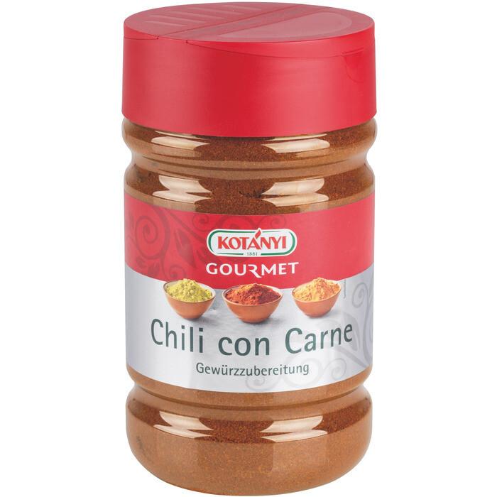 Grosspackung Kotanyi Chili con Carne Gewürzmischung 1200 ccm