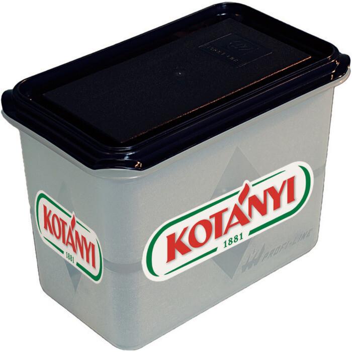 Grosspackung Kotanyi Paprika edelsüss Gastrobehälter 2 x 1 kg = 2 kg