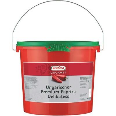 Grosspackung Kotanyi ungarischer Premium Paprika 5 kg