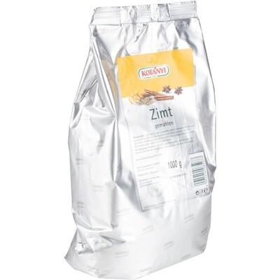 Grosspackung Kotanyi Zimt gemahlen 1 kg