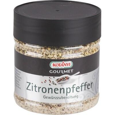 Grosspackung Kotanyi Zitronenpfeffer 400 ccm