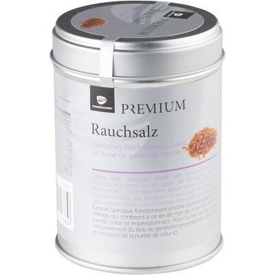 Grosspackung Premium Dänisches Wacholderrauchsalz 12 x 125 g = 1,5 kg