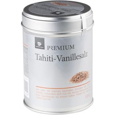 Premium Tahiti Vanillesalz 125 g
