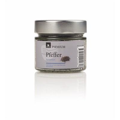 Premium fermentierter Pfeffer gestoßenes Korn 100 g
