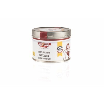 Spiceworld Exotic Curry grün 550 ml