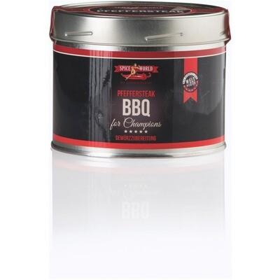 Spiceworld Bulls Rind Pfeffersteak mit Rum 550 ml