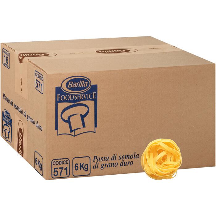 Grosspackung Barilla Tagliatelle Semola 6 kg