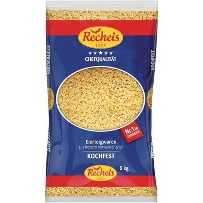 Grosspackung Recheis Muscheln 2 Ei 5 kg