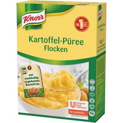 Grosspackung Knorr Kartoffel-Flocken Püree 2x2 kg = 4 kg