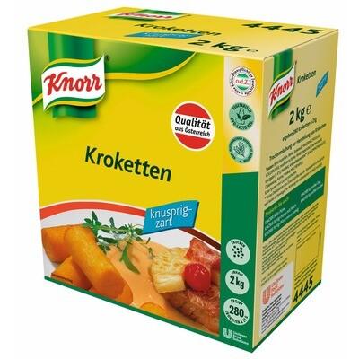 Grosspackung Knorr Kroketten 2 kg