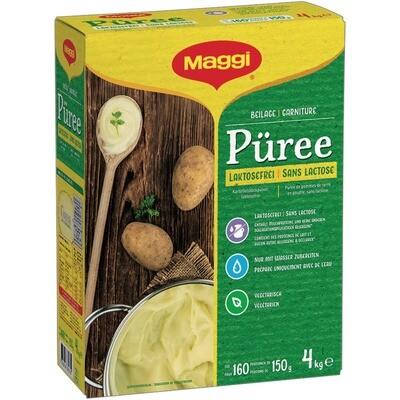 Grosspackung Maggi Kartoffelpüree laktosefrei 4 kg Kartoffelstock