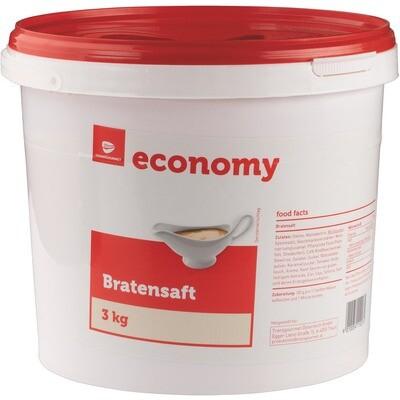 Grosspackung Economy Bratensaft 3 kg