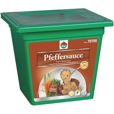 Grosspackung Hügli Pfeffersauce 1,2 kg