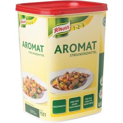Grosspackung Knorr Aromat Streuwürze 1,5 kg
