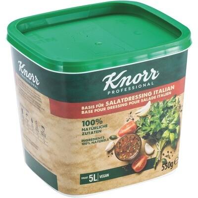 Knorr Basis für Salatdressing Italien 500 g