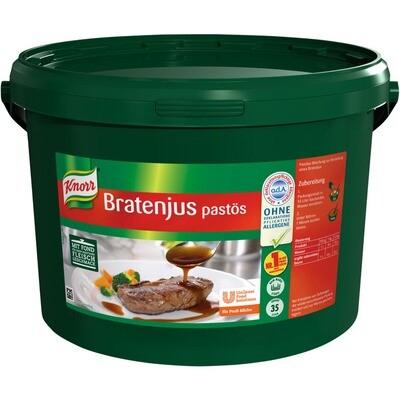 Grosspackung Knorr Bratenjus pastös 3,5 kg