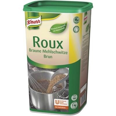 Grosspackung Knorr Braune Roux 1 kg