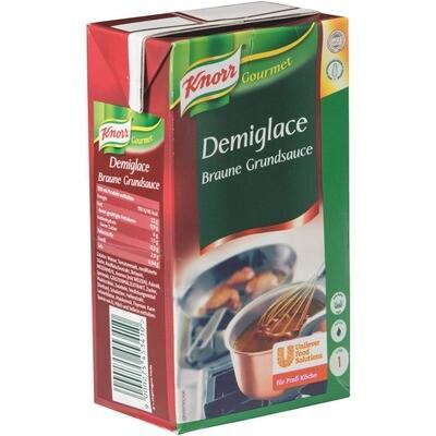 Grosspackung Knorr Demi Glace-Braune Grundsauce 6 x 1 l = 6 Liter