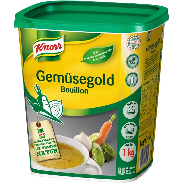 Grosspackung Knorr Gemüsegold Bouillon 1 kg