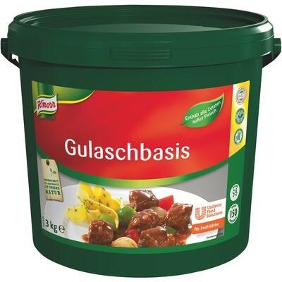 Grosspackung Knorr Gulaschbasis 3 kg