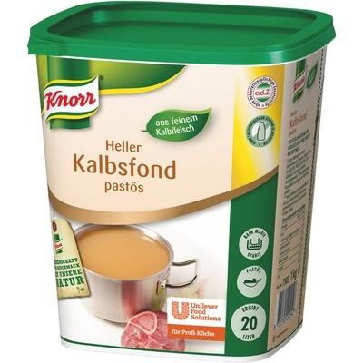 Grosspackung Knorr Heller Kalbsfond pastös 1 kg