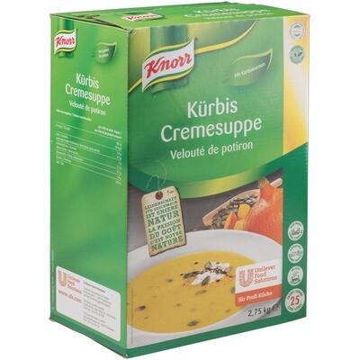 Grosspackung Knorr Kürbis Cremesuppe 2,75 kg