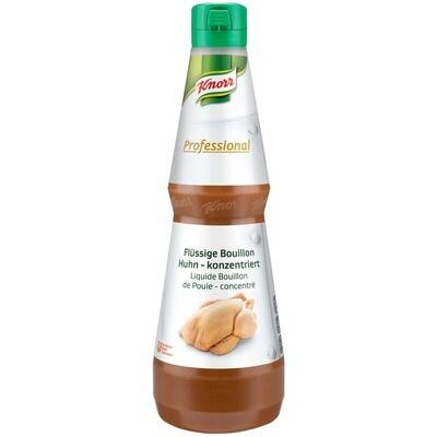 Knorr Professional konzentrierte Bouillon Huhn 1 l